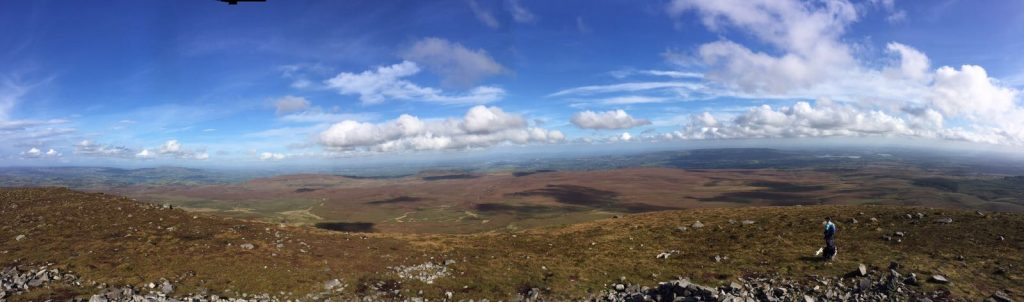 Cuilcagh Mountain View