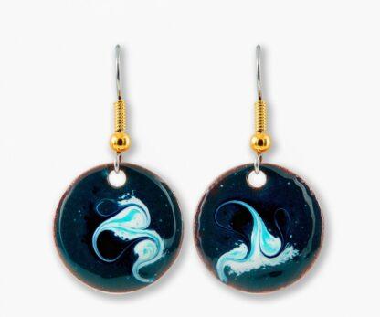 Children Of Lir Small Drop Earrings