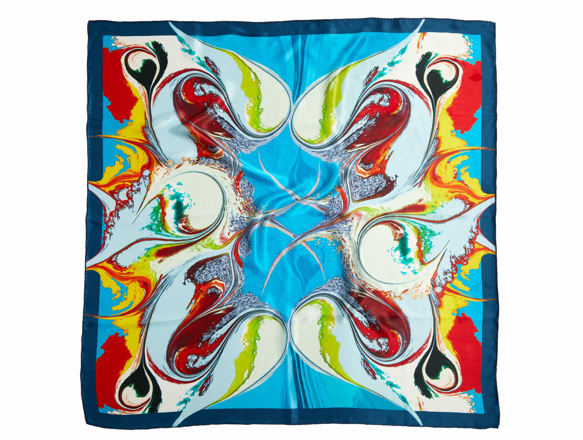 The Florentine Silk Scarf