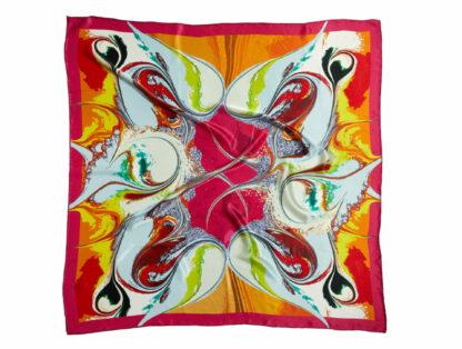 The Aphrodite silk scarf
