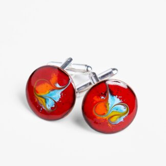 Cotopaxi cuff links