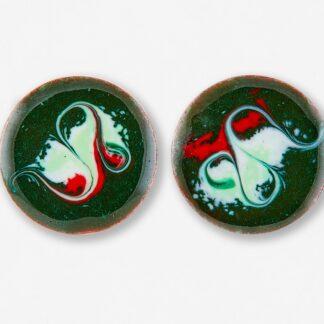 Melisandre stud earrings
