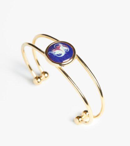 Sansa regular gold plated bracelet