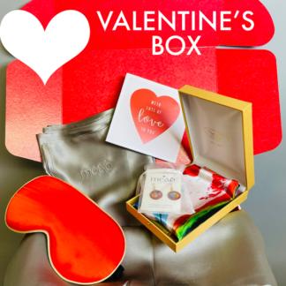 Valentines gift box