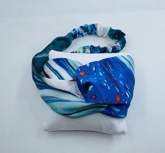 Meab Wild Atlantic Silk Hairband