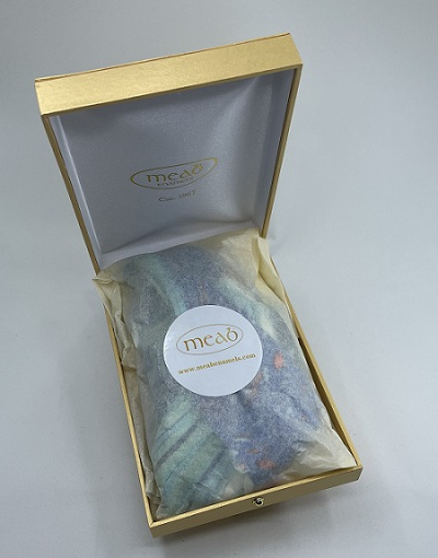 Meab Hairband and Scrunchie Gift Box